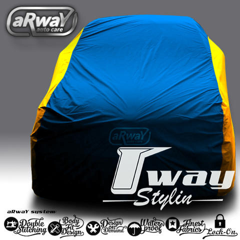 Selimut Mobil Optimaguard Dual-Layer aRwaY City Car