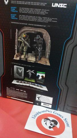 XBOX ONE Halo 5: Guardians Limited Collector's Edition [US] BNIB