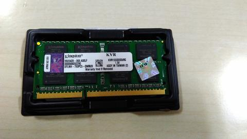Jual RAM Laptop Kingstone 8GB DDR3 10600 Sodimm