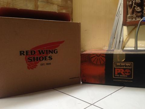 Terjual Timberland PRO   Red Wing 8241 (Safety Shoes) I DKI JAKARTA ... 5719cf7dbd