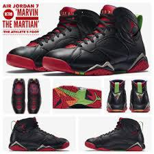 Air Jordan 7 Retro Marvin The Martian size 9/42.5/27cm