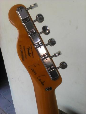 Squier Eross Signature Upgrade
