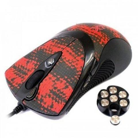 [VERDE] Ready Stock Gaming Mouse A4tech X7 F7
