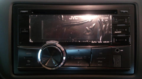 Head Unit JVC KW-R500 OEM Mobilio