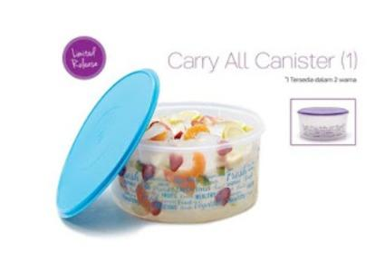 Tupperware Diskon - Carry All Canister