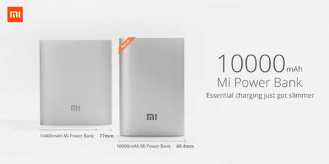 [I-TECH / IPHUNKZ] Xiaomi Powerbank 5000 Slim, 10000, 16000 ORIGINAL, MURAH