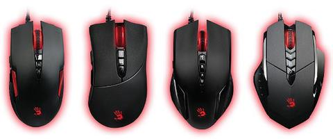 [IPHUNKZ] BLOODY GAMING GEAR - MOUSE - HEADSET - MOUSEPAD