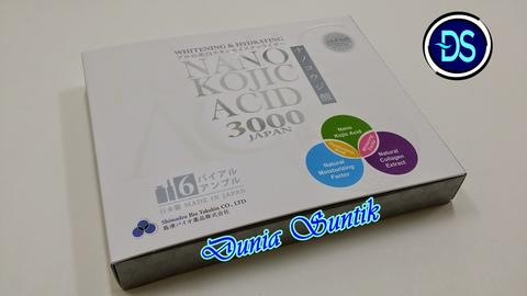 Nano Kojic Acid 3000 Japan