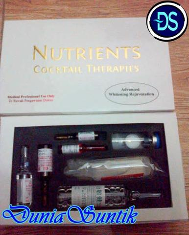 Nutrients Gold Cocktail Therapies