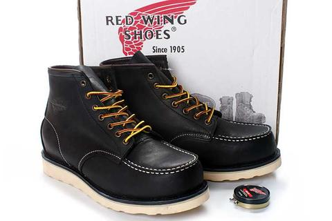 """Red Wing 8875 6"""" Moc-Toe Boots"""