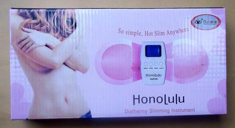 Honolulu Slimming Machine, Mesin Pelangsing Modern