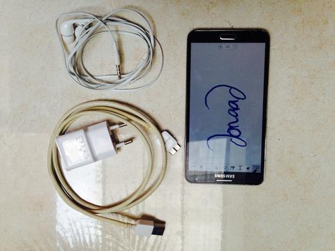 SAMSUNG GALAXY NOTE 3 N900 BLACK 32 GB MURAH