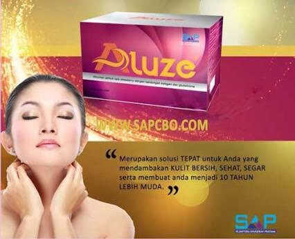 ALUZE Minuman Serbuk Gluthation, Collagen dan Vitamin (JAPAN)