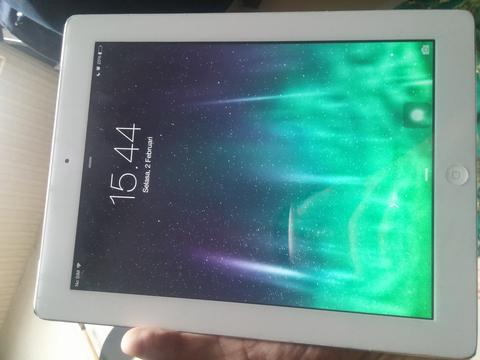 Ipad 3 wifi cell 64 gb batangan MURAH