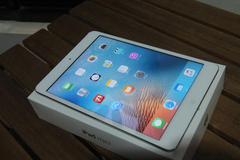 Second iPad Mini 2 Retina Display 128GB Celullar WIFI Mulus Murah - zhezak3 -