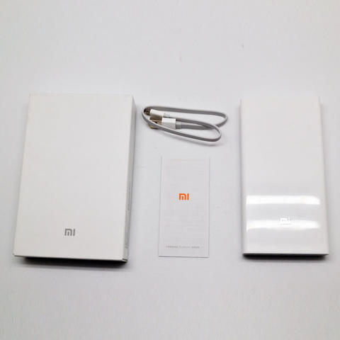 Powerbank Xiaomi 20000 mAh Original