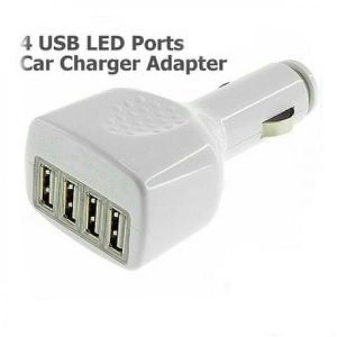 charger 4 port USB