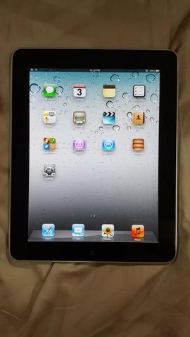 Ipad 1st Generation 16 GB Wifi Only Second (Rare items gan!)