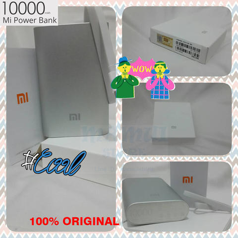Power Bank Xiaomi MI 10000 mAh | 100% ORIGINAL