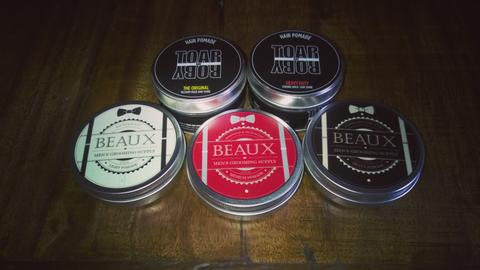 Pomade Beaux dan Toar and Roby (Reseller Bali)