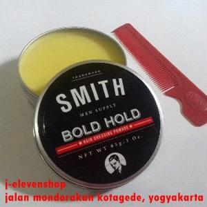pomade rambut smith bold original