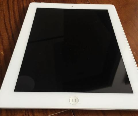 IPAD 2 white 32gb - wifi & gsm