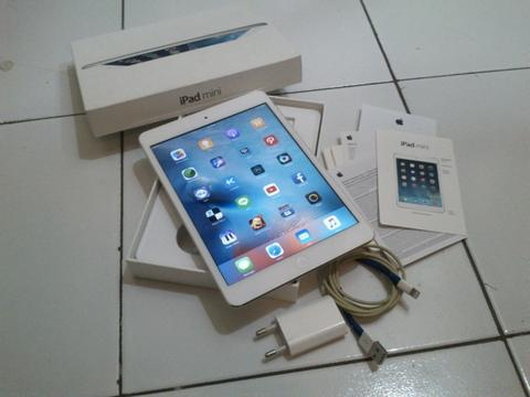 iPad Mini 16GB Wifi Only Lengkap Original Indonesia (Bandung)