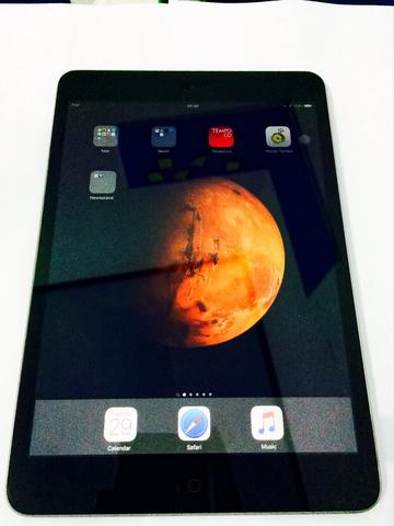 Ipad mini 2 retina display 32GB wifi only