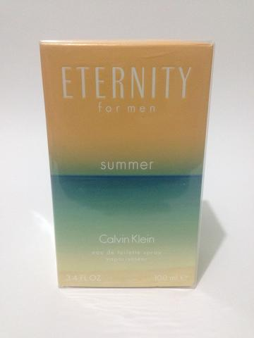 Parfum Calvin Klein Eternity Summer 2015 Original