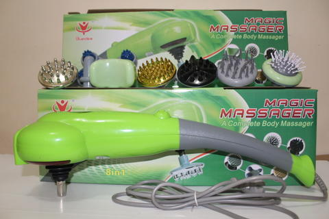 Alat Pijat Multifungsi magic massager 8 in 1 murah terlaris ready 11in1