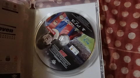 Jual BD PS3 Winning Eleven 2011