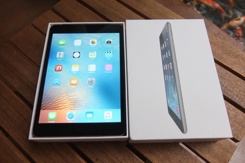 Second iPad Mini 2 Retina Display 128GB Celullar 4G WIFI Murah - zhezak3 -