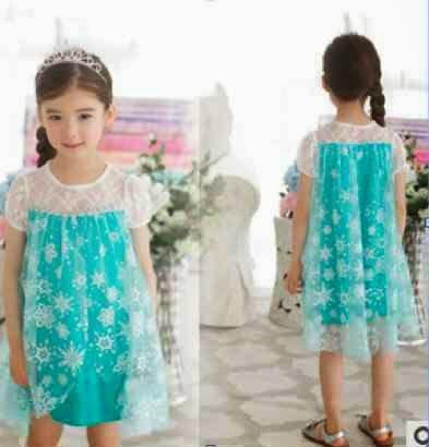 Dress Party Flower Kid BR7129