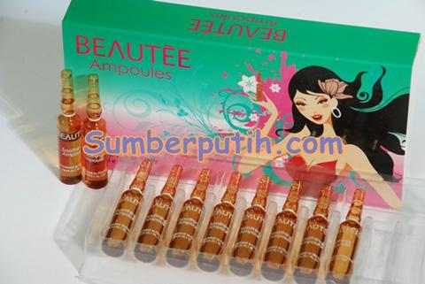 Beautee Soothing Ampoules Ampules