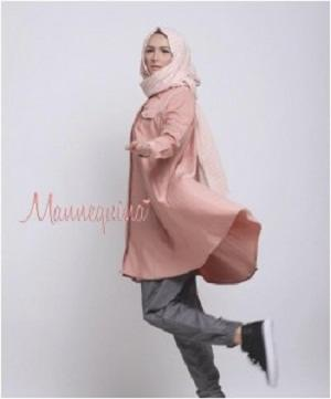 Blossom Blouse (Available Color : mocca, silver)