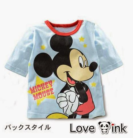 Kaos Mickey Mouse Kid KA192046