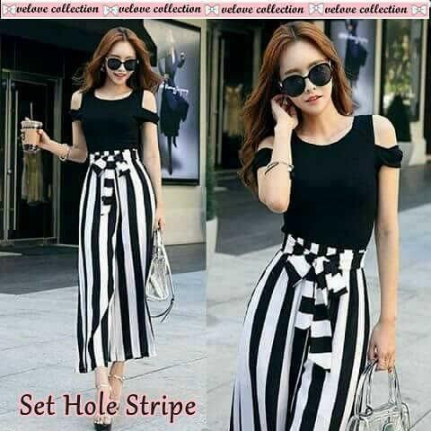 SET HOLE STRIPE (10)