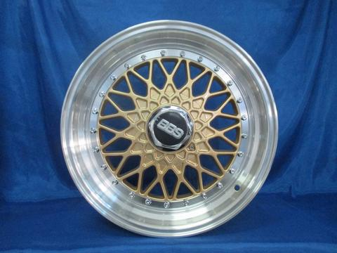 Velg BBSRS Ring 16x8 Hole 8x100/114,3 Offset 33