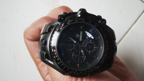Expedition E6343M / Guess W0673G1 Japan Mov'T / jam
