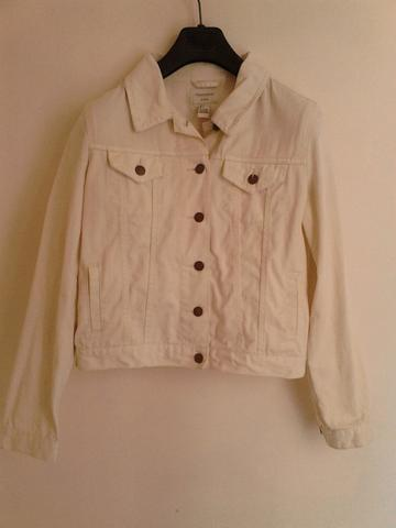 FOREVER21 yellow denim jacket..murah free ongkir