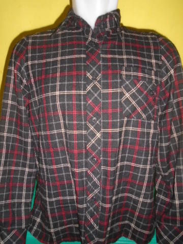 SIZE M,,KEMEJA FLANEL FOR WOMAN 159