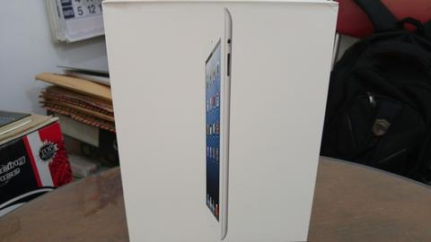 IPAD4 16GB WIFI Retina Display Mulus Abis