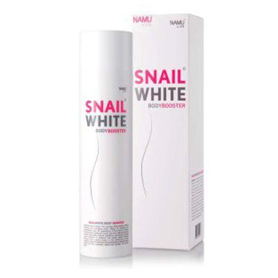 Lotion Pemutih Badan Snail White Body Booster Original
