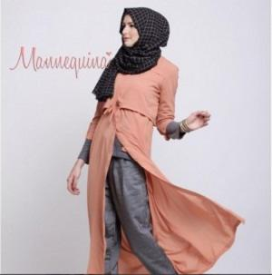 Myora Cardy Dress (Material : crepe gorgeuette)