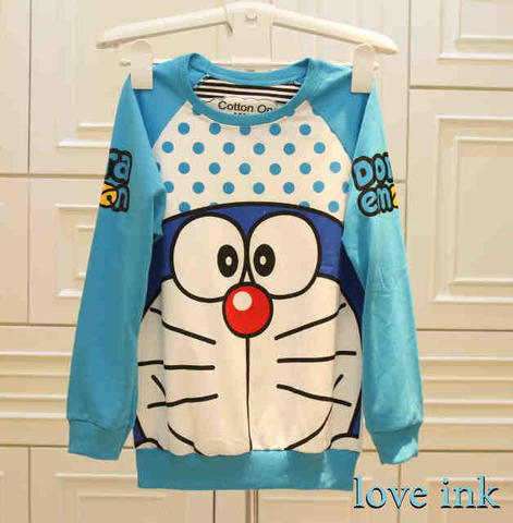 Sweater Doraemon Super Cute 11372348