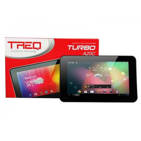 TABLET TREQ TURBO A20C (WIFI ONLY)