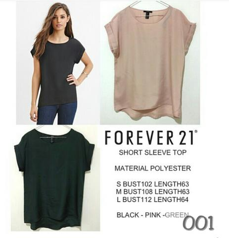 Forever 21, HnM, AnnTaylor, NY&C