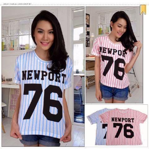 Kaos Bigsize New Port