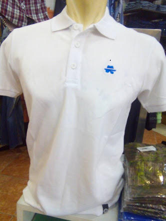 Polo Shirt merk Mobster Limited Edition