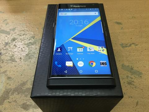 Blackberry BB Priv android second muluss